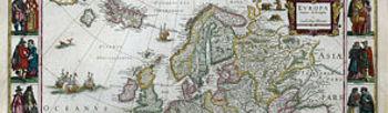 Se centrará en la Europa de los siglos XVI-XIX