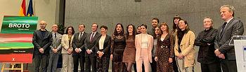 Graduados trece alumnos del Máster en Grabado y Diseño Gráfico de la Universidad de Castilla-La Mancha
