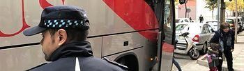 Campaña Control Autobuses.