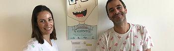La Sociedad Española de Epidemiología y Salud Pública Oral premia el proyecto 'Sonrisas Valientes', desarrollado por profesionales del SESCAM y ASPRODIQ