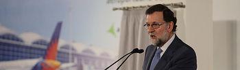 Intervención de Mariano Rajoy en el acto de conmemoración del 50 aniversario del aeropuerto de Alicante-Elche