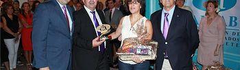Francisco Núñez aplaude el trabajo de AMIAB en la XVII entrega de premios de la Asociación