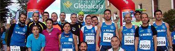 Jesús Ángel Rodríguez y María Elena Ruiz repiten victoria en Molinicos en el Circuito de Carreras
