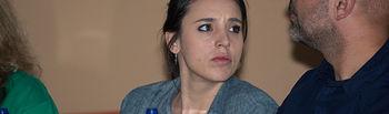 Irene Montero Gil.