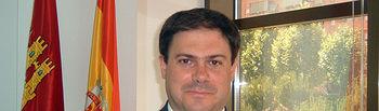 El director general de Atención a Personas Mayores, Personas con Discapacidad y Personas en Situación de Dependencia, Javier Pérez.