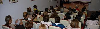 Asistentes al primer seminario, que reflexionará sobre la identidad personal.