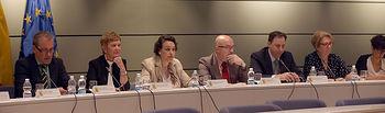 Magdalena Valerio reúne a las CCAA para instar a una acción conjunta y coordinada en materia de inmigración