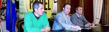 Presentación del VI Circuito de Pádel Diputación de Cuenca.