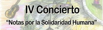 IV Concierto 'Notas por la Solidaridad Humana'.