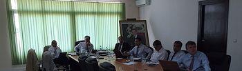 V Almansa reunión Tánger. Foto: Ministerio de Agricultura, Alimentación y Medio Ambiente