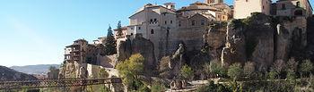 Casas Colgadas, Cuenca.