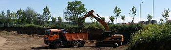 Tanque tormentas Logroño. Foto: Ministerio de Agricultura, Alimentación y Medio Ambiente