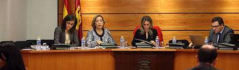 Soriano comparece en la Comisión de Economía y Presupuestos
