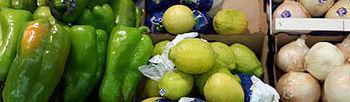 Frutas y hortalizas, parte de la dieta mediterránea