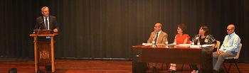 """Presentación del libro """"Tradición Musical en El Bonillo. De la Música Religiosa a la Banda Municipal de Música"""", de Ramón Fernández Chillerón"""
