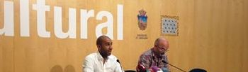 Armengol Engonga, concejal de Cultura, presenta la programación del Teatro Moderno
