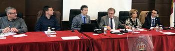 En el transcurso de la sesión, el rector presentó su informe de actuciones del último año y se eligió a la nueva defensora universitaria.