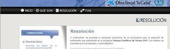 Campus científico de Verano. Foto: lamoncloa.gob.es