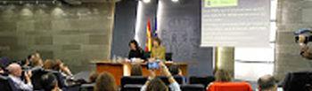 García Tejerina: los Planes de Gestión de Riesgo de Inundación aprobados hoy suman más de 1.000 medidas y una inversión de 800 millones de euros. Foto: Ministerio de Agricultura, Alimentación y Medio Ambiente