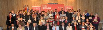 Acto de homenaje PSOE Cuenca