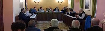 Pleno Ayuntamiento de Sigüenza.