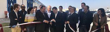 Inauguración de la XVIII Feria del Automóvil Nuevo, Usado y de Ocasión.