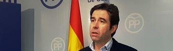 Lorenzo Robisco, diputado regional  por Guadalajara.