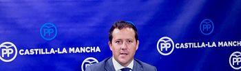 Carlos Velázquez, diputado regional.