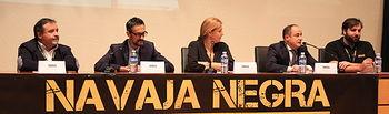 IX edición de ciberseguridad 'Navaja Negra' de Albacete.