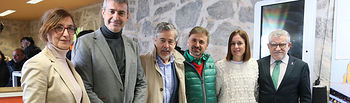 Rodaje de la película 'La suite nupcial' de Carlos Iglesias . (Fotos: Ignacio López // JCCM)
