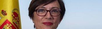 María Gómez, Directora General de la Guardia Civil.