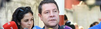 Emiliano García-Page en una imagen de archivo.