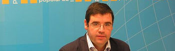 Benjamín Prieto, diputado regional del PP.