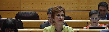 Manuela Galiano, senadora.