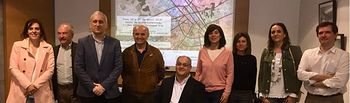 El COACM-AB presenta las jornadas 'Albacete Escucha: Proceso de Reflexión sobre la Regeneración Urbana Integral en Albacete'