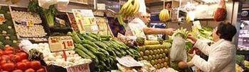 Frutería. Foto: EFE