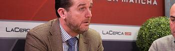Antonio Martínez Iniesta, secretario de Asuntos Taurinos del PP de Albacete
