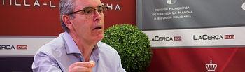 Vicente Aroca, cabeza de lista del Partido Popular a las Cortes de Castilla-La Mancha por Albacete