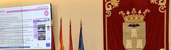 Primera reunión constitutiva del Consejo Social de la Ciudad.