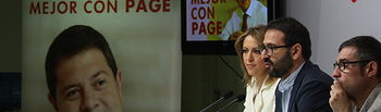 Presentación campaña electoral PSOE.