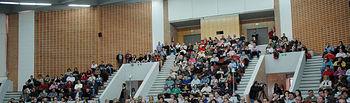 Imagen de uno de los cursos organizados por la Facultad de R.L.