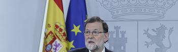 Mariano Rajoy - Comparecencia tras moción censura - 25-05-18