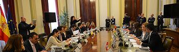 Carlos Cabanas: Solicitaremos a la Comisión Europea un incremento de las ayudas a la retirada de frutas y hortalizas. Foto: Ministerio de Agricultura, Alimentación y Medio Ambiente