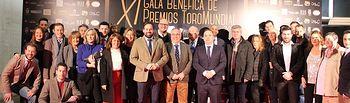 Gala ToroMundial en Guadalajara.