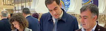 Julio Comendador en FITUR.