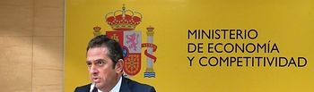 Rueda de prensa IPC abril. Foto: Ministerio de Economía y Competitividad