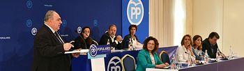 Junta Directiva Regional del PP CLM.