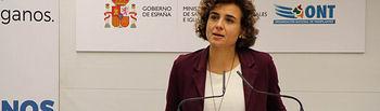 La ministra de Sanidad, Servicios Sociales e Igualdad, Dolors Montserrat, presenta el balance sobre donación y trasplantes de órganos
