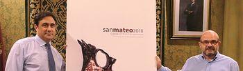 Presentación Cartel San Mateo