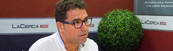 Modesto Belinchón, portavoz del Grupo Municipal PSOE en el Ayuntamiento de Albacete